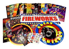 Promotional Kit - North Central Industries - www.greatgrizzly.com - MUNCIE INDIANA WHOLESALE FIREWORKS •Category: Promotional Accessories •Item Number: 1399 •Package Contents: 1 •Weight: 1 lbs Brand Name: Great Grizzly DESCRIPTION: You can't go wrong with this new promo kit! It includes several posters, banners, decals and other great items all for one low price! Get your showroom looking ready to sell-sell-sell with this kit!