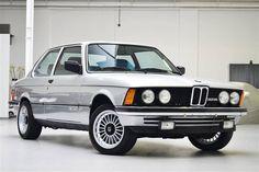 BMW E21 323i - Classic Bimmers.nl