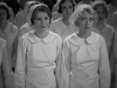 Maybe not 100% relevant, but how much do I love Joan Blondell? Lots. Vintage Clothing Love: 1930s Fashion on Film - Night Nurse