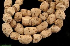 African Cork Trade Beads Fragrant for Nursing Mothers. $24,95, via Etsy.