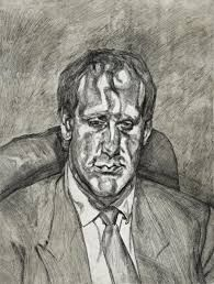 Image result for lucian freud drawings