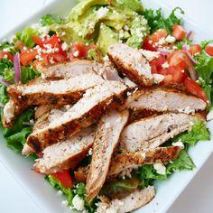 In the Kitchen: Balsamic Chicken Salad