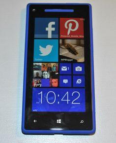 HTC Windows 8X Phone *drool*