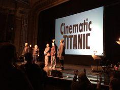 Cinematic Titanic's swan song, 30-Dec-2013, Keswick Theatre, Glenside, PA