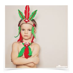 Always on the look out for original Halloween costumes, Yoyo Mom has niched out a selection of original kids costumes that are not found everywhere. These kids costumes are not only perfect for Hallo Indian Dress Up, Love Children Quotes, Indian Costumes, Cowboy Birthday, Indian Necklace, Mom Tattoos, Modern Kids, Gifts For Teens, Halloween Costumes For Kids