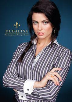 Camisas Dudalina Feminina: Coleção Honfleur 2011