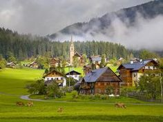 Gosau Village, Austria - Professional Photos