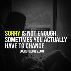 Sorry seems to be the hardest word quotes