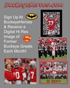 Visit our new site and join the club at www.BuckeyeHeroes.com