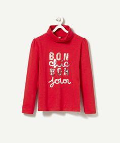 LE SOUS-PULL ISALYS SKI PATROL, Tee shirt, mode enfant   Tape à l'œil