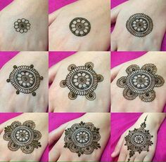 Henna designs easy, hena designs, mehndi designs for beginners, mehandhi de Henna Tattoo Hand, Henna Tattoos, Henna Tattoo Muster, Simple Henna Tattoo, Mehndi Simple, Hand Mehndi, Henna Tattoo Designs, Easy Henna, Easy Mehendi