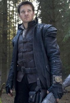 $269.00 - Hansel and Gretel Jeremy Renner Coat