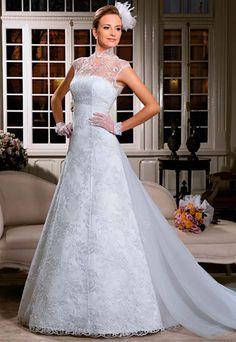 Vestido de noiva de Center Noivas