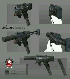 valkyrie's secondary weapon