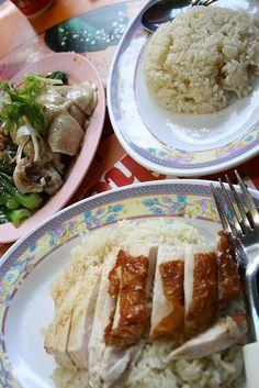 Hainan Chicken Rice in Singapore (C) Reisefreunde http://ichweisswo.blogspot.com