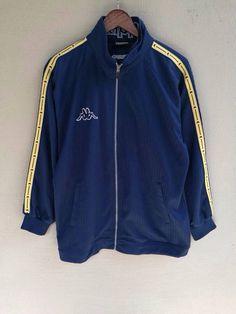 Vintage kappa jacket large kappa pants kappa windbreaker