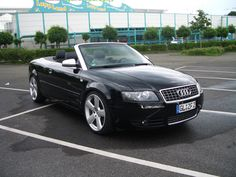 Audi A4 cabrio : Biete Audi