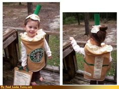 I think Chloe needs this costume for Halloween!