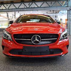 So fresh, so clean, so ready for the open road – the Mercedes-Benz CLA Coupé.  Photo via @mbkundencenter  #MercedesBenz #Mercedes #Benz #TheBestOrNothing #CLA #Coupe