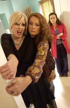Photo of Absolutely Fabulous for fans of British Comedy 30983712 Jennifer Saunders, Dawn French, Welsh, Patsy And Eddie, Edina Monsoon, Bbc, Patsy Stone, Kristin Scott Thomas, Joanna Lumley