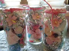 With Sprinkles on Top Jar of Mini Sweet by leesiebella on Etsy