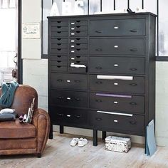 sweet storage for papers/crafts