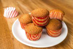 Vaníliás muffin recept: Ez egy isteni finom, és egyszerű muffin recept… Cake Cookies, Goodies, Food And Drink, Breakfast, Sweet, Cakes, Diet, Sweet Like Candy, Morning Coffee