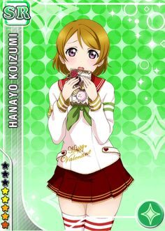 Love Live! Dominates the Top 10 Anime Characters to Get Give Valentine's Day…