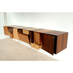 """IW Sideboard Sideboard by Isay Weinfeld 