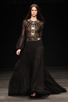 Lorella Signorino Atelier  Fall Winter 2011/2012 Ready-To-Wear - Milano