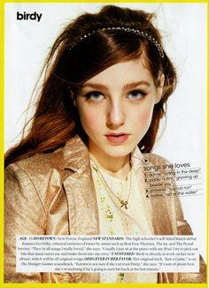 Teen Vogue May 2012 Shot by Matthew Kristall