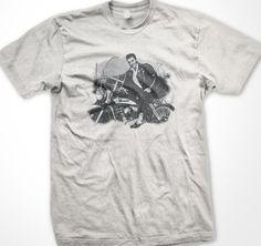 Dh Designs Velobones Clothing T-shirt Dhd Velobones Xl Blk