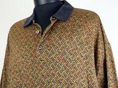 Arturo Garibaldi Italian Wear Polo Shirt Mens Size 2XLT Big Tall Colorful Mint #Shopping #Style #Fashion http://r.ebay.com/hKyxTJ via @eBay