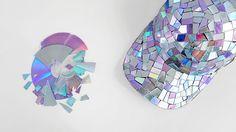 ideias reciclagem cds 23