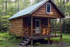 Fisherman's Special - 5.91 acres on central New York's most popular river complete with our brand new, 16' x 20' Hemlock style cabin in Ava, NY.