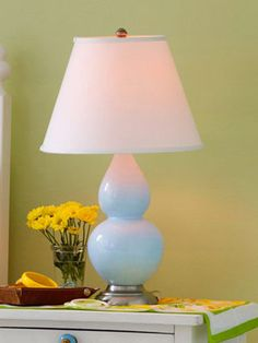 Beautiful Boudoir    Pink lightbulbs cast a soothing, flattering glow that transforms a bedroom into a boudoir. $3 a pair, Sylvania.     Read more: Cheap Decorating Ideas - Cheap Home Decorating - Good Housekeeping