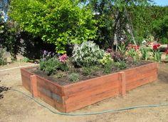 Winton Families & More: Progress in the Backyard
