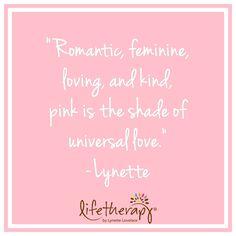 ...think pink!