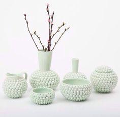Keramik fra Henriette Duckerts