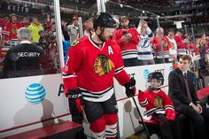 Brent Seabrook. #Blackhawks