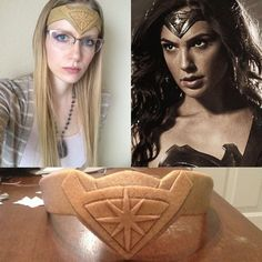 Batman v Superman Wonder Woman cosplay 3