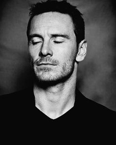 Michael Fassbender by Philippe Quaisse