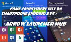 UNIVERSO NOKIA: Come condividere file da smartphone Android a PC: ...
