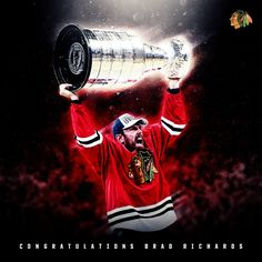 Congrats on an incredible career, Brad Richards! We'll always have 2015.