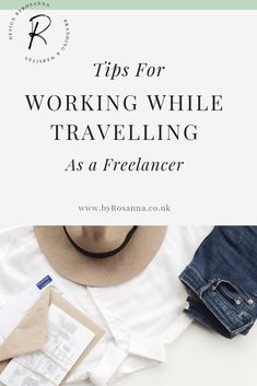 Tips for working while travelling as a freelancer (aka Digital Nomad life) Digital nomads can see the world and continue making money to fund their lifestyle. Work Travel, Travel Tips, Travel Books, Travel Packing, Travel Backpack, Travel Essentials, Travel Ideas, Travel Photos, Travel Inspiration
