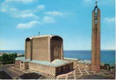 Santa Maria Maggiore, Francavilla al Mare, Ludovico Quaroni, 1948