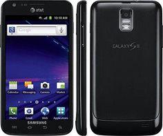 RB Samsung Galaxy S II Skyrocket SGH-I727 - Black (AT&T) Smartphone (B). Deal Price: $129.95. List Price: $289.95. Visit http://dealtodeals.com/rb-samsung-galaxy-ii-skyrocket-sgh-i727-black-smartphone/d21624/cell-phones-smartphones/c52/