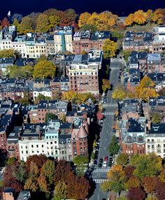(via Colors of Boston, a photo from Massachusetts, Northeast | TrekEarth) Boston, Massachusetts, USA