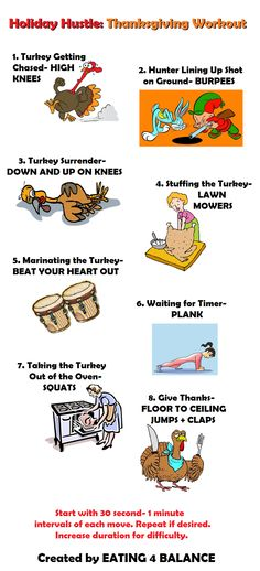 Cute and not a bad workout especially if you repeat it several times :)