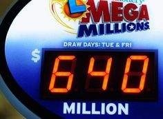 I am a mega lottery winner